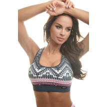 COCKTAIL INDIANA FITNESS TOP