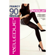 ELLEDUE FRANCY  PANTACOLANT HARISNYANADRÁG 90 DEN