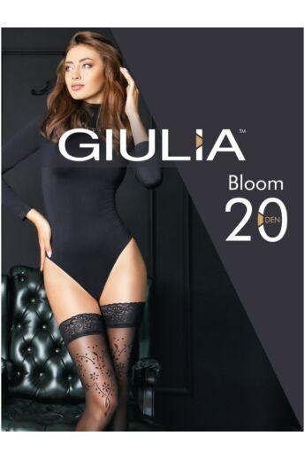 GIULIA BLOOM NO2 NERO COMBFIX