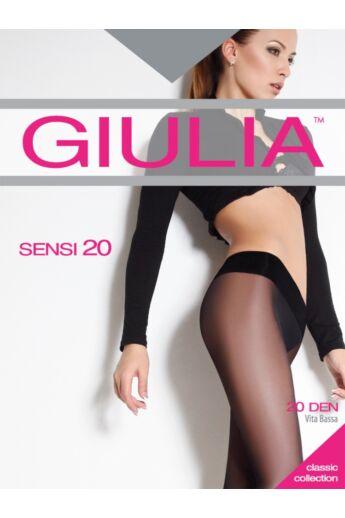 GIULIA SENSI 20 DEN HARISNYANADRÁG