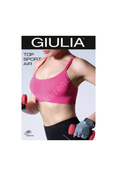 GIULIA TOP SPORT AIR FITNESS TOP