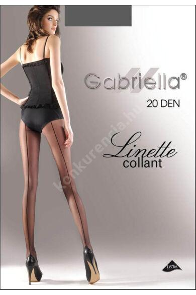 GABRIELLA LINETTE HARISNYANADRÁG 20 DEN