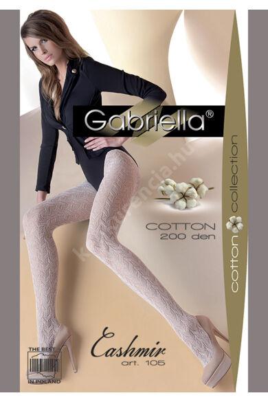 GABRIELLA CASHMIR 105 HARISNYANADRÁG 200 DEN