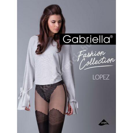GABRIELLA LOPEZ HARISNYANADRÁG