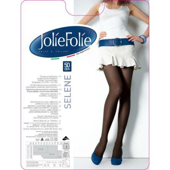 JOLIE FOLIE SELENE HARISNYANADRÁG 50 DEN