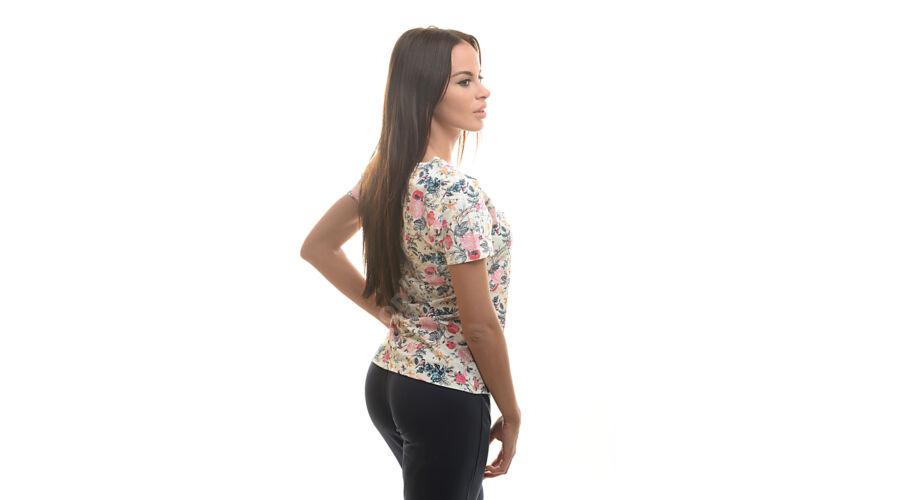 KOGO 433 VIRÁGOS NŐI PIZSAMA - Pizsama - Konkurencia Fehérnemű Webáruház 05b6bd60b9