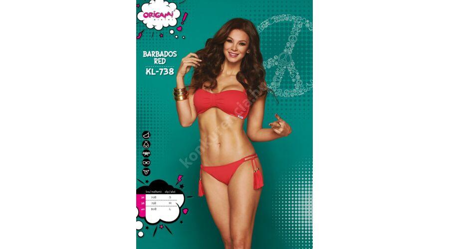 c0a1bae1f7 Origami 17.KL-738 fürdőruha - Bikini - Konkurencia Fehérnemű Webáruház